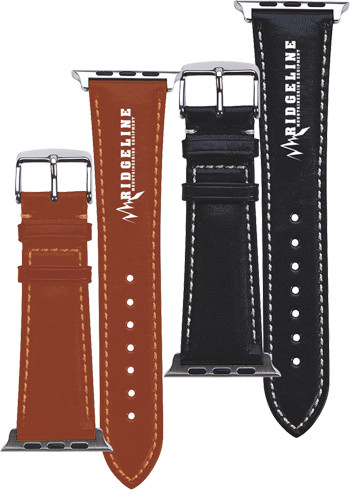 Promotional Prime Time Leather Watch Bands
