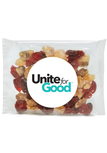 Customized Cranberry Walnut Trail Mix Food Gifts