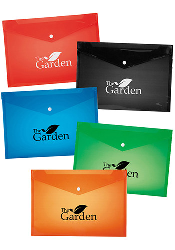 Promotional Project-E-Lope Document Folders