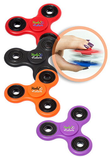 Customized PromoSpinner Hand Spinners