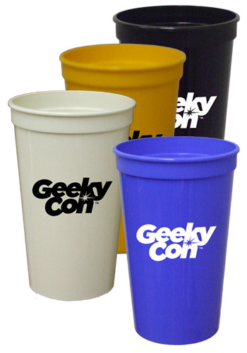 Wholesale 22 oz. Smooth Colored Cups