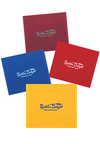 Promotional Cotton Rally Towels