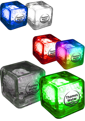 Liquid Activated Light Up Ice Cubes | WCLIT68