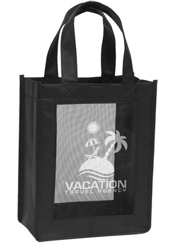 Promotional Non-Woven Plaza Tote Bags