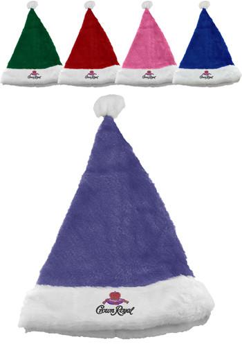 Plush Santa Hats