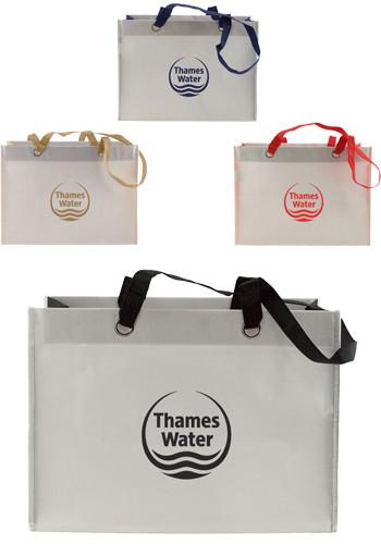 Custom Reusable Dualis Tote Bags