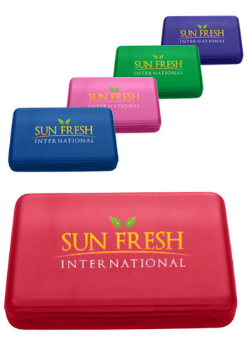 Customized Sun Safe First Aid Kits