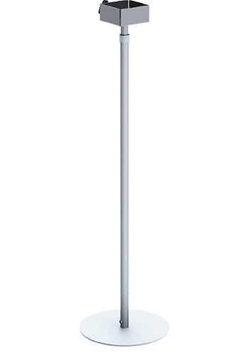 Pump Dispensers Telescopic Height With Round Base | CIABL9140