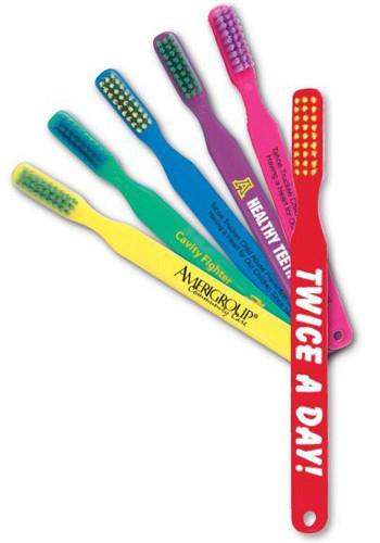 Personalized Quality Childrens Toothbrushes