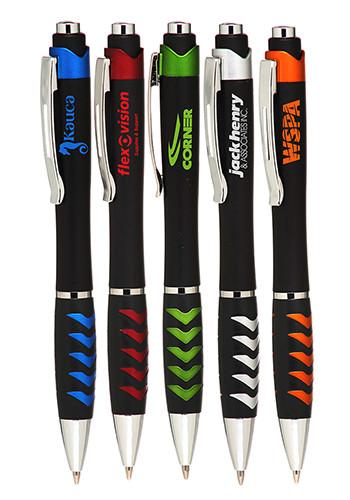Racetrack Ballpoint Pens
