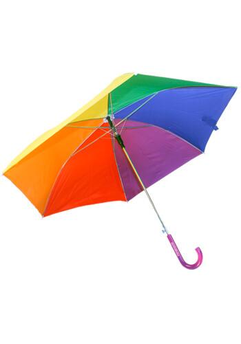 Custom Rainbow Umbrella
