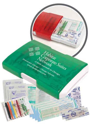 Promotional Redi Travel Aid Kits