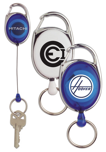 Custom Retractable Keychains