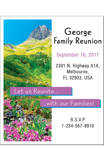 Reunite Save the Date Magnets | MGS217SS
