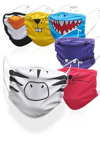 Customized Reusable 3-Layer Kids Masks