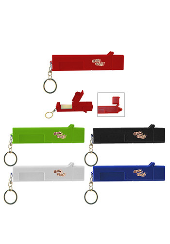 Personalized Sanitary Door Opener Touch Tool Keychains