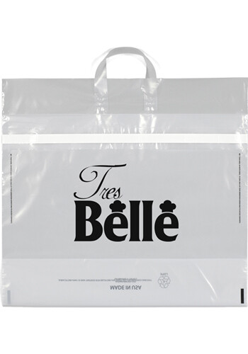 Promotional Sentry Clear Plastic Bags