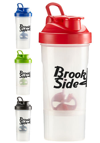 Personalized Shake-It Compartment Bottles