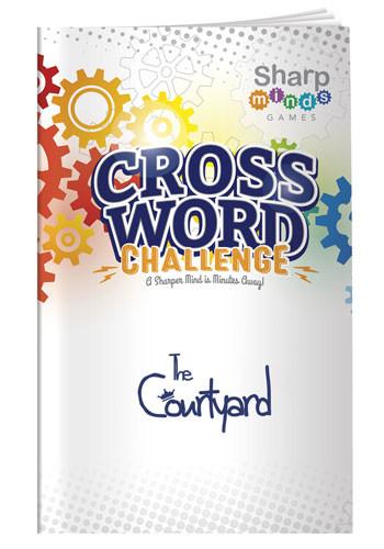 Sharp Minds Games - Crosswords Challenge | X30288