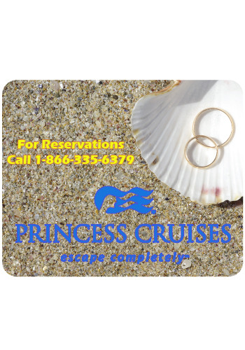 Shell & Rings Mouse Pads | MPD14