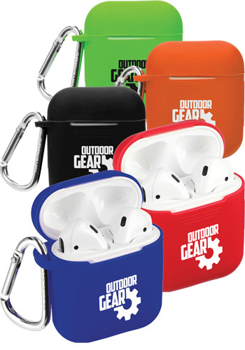 Promotional Silicone Airpod Cases