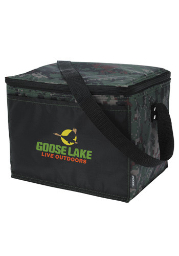 KOOZIE Six-Pack Kooler Camouflage Bags | X10661
