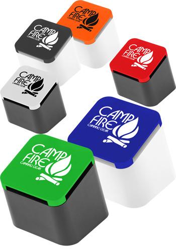 Customized Slanted Cube Wireless Speakers