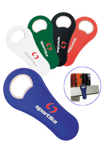 Customized Rally Magnet Bottle Openers