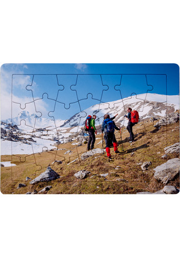 Promotional Small Jigsaw Puzzles