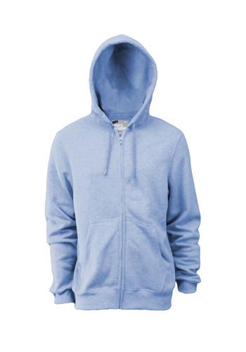 Soffe Training Fleece Zip Hoodies | 9377