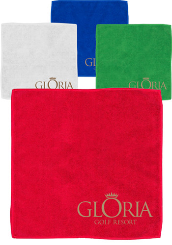 Custom Soft Microfiber Rally and Fitness Sport Towels