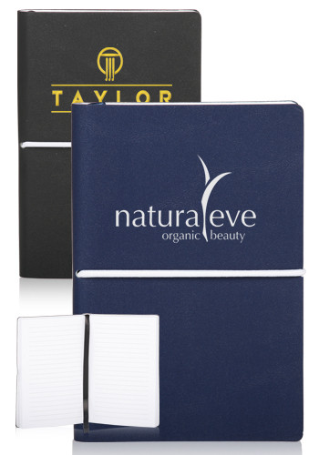Softcover Journals with Tube Band   NOT35
