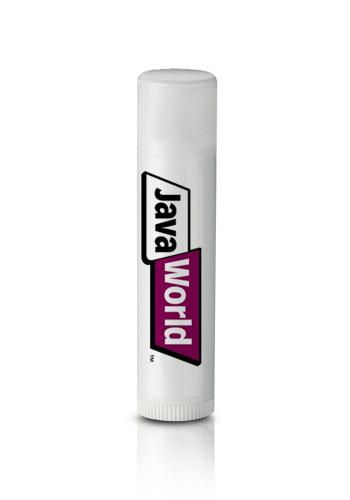 Wholesale SPF 15 Lip Balms in White Tube