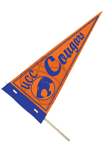 Personalized Sports Pennants