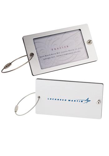 Wholesale Steel Threads Acrylic Identification Tags