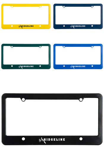 Wholesale Straight Bottom License Plates