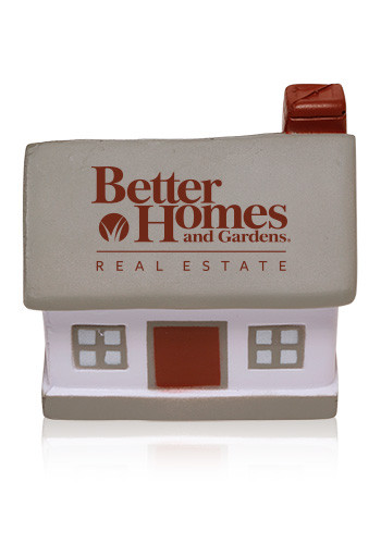 Customized House Shaped Stress Balls
