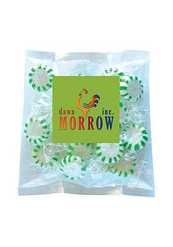 Striped Spear Mints in Small Label Packs | MGBL2SSM