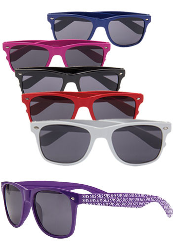 Sunglasses with Scratch Resistant Lens