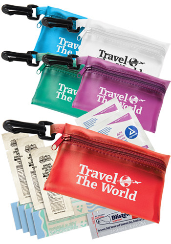 Customized Sunscape First Aid Kits