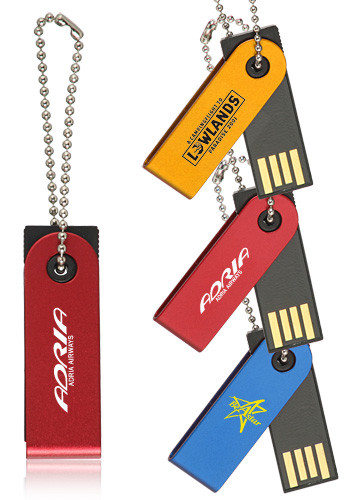 Wholesale 8GB Swivel Mini USB Flash Drives