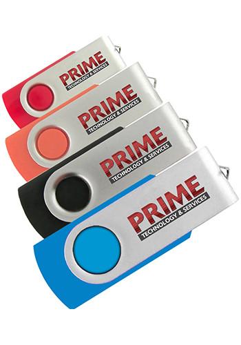Swivel USB Flash Drives 128MB| IDSPUSB12004128