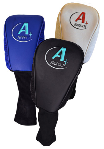 Customized Synthetic Leather and Mesh Driver Covers