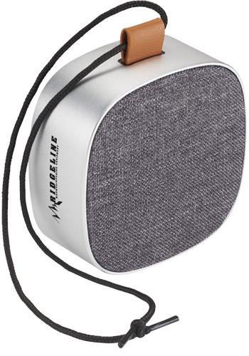 Personalized Tahoe Metal Fabric Waterproof Bluetooth Speakers