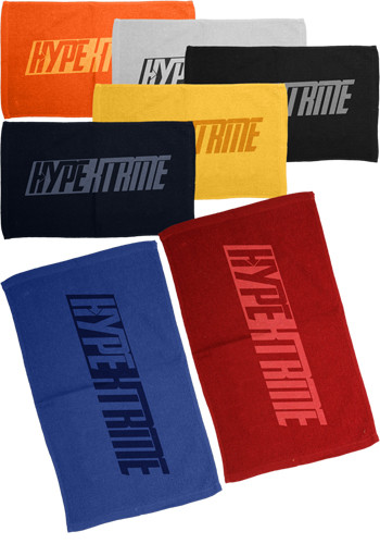 Customized Terry Loop Hemmed Sports Towels