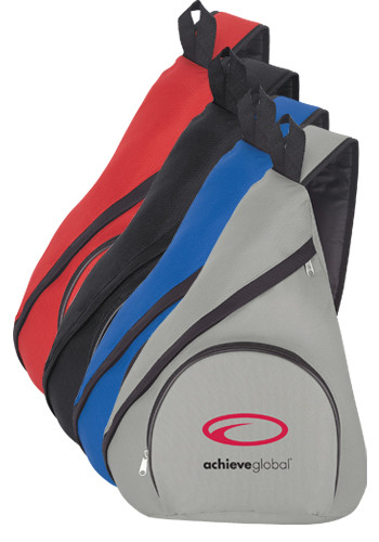 Promotional The Adventure Sling Backpacks
