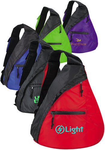 Personalized The Downtown Sling Backpacks
