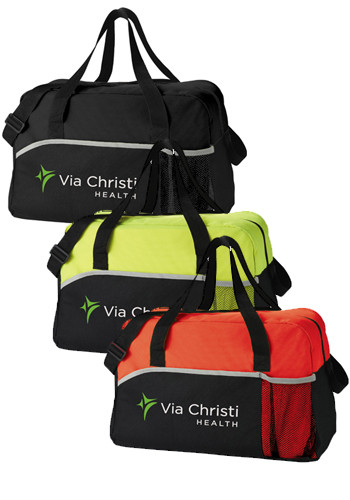 Promotional Energy Duffle Bags