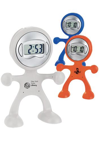 The Flex Man Digital Clocks | SM3046