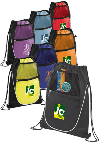 Bulk Locker Drawstring Cin. Backpacks